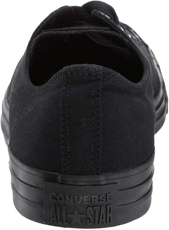 Converse Men's Chuck Taylor Sneakers Black Mono Ox
