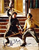 MILTOS YEROLEMOU as Syrio Forel - Game Of Thrones Genuine Autograph