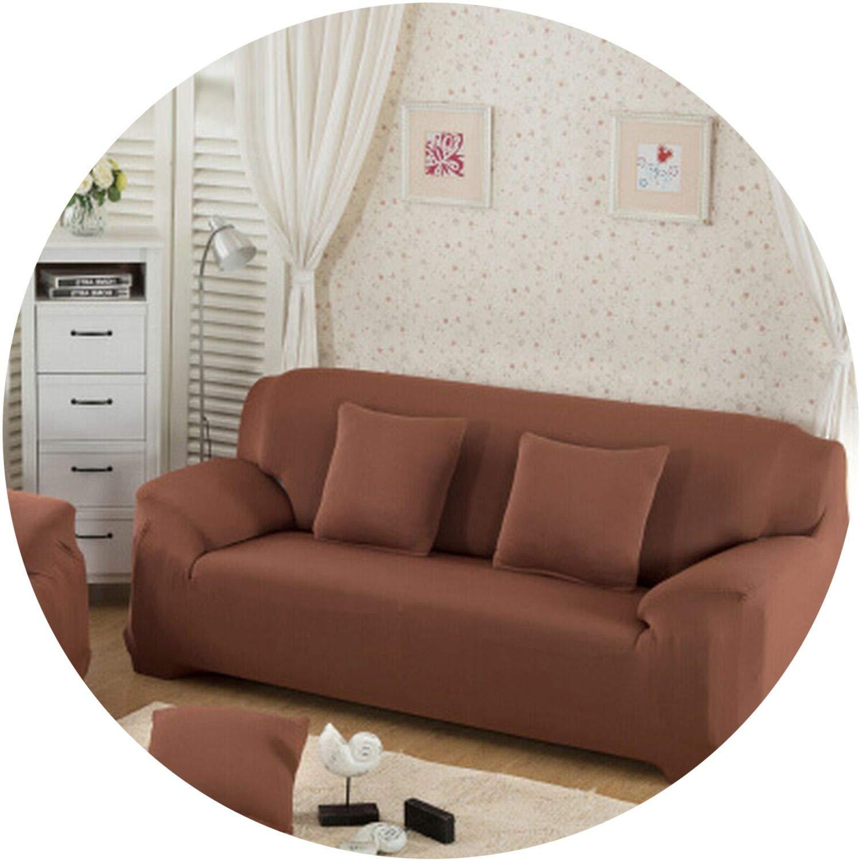 Amazon.com: Leather Sofa Sets All-Inclusive Universal Cover ...