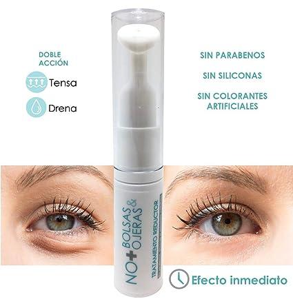 SERUM Tratamiento Reductor NO + BOLSAS & OJERAS efecto inmediato 5ml MOI SkinCare