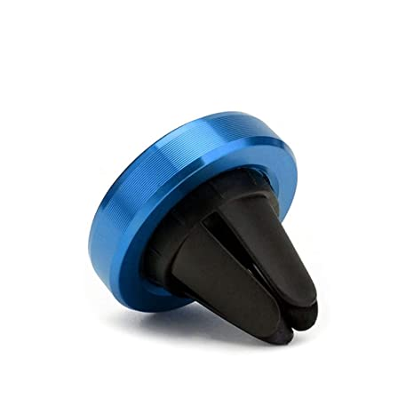 AnaZoz Soporte Móvil Coche 360 Soporte Móvil de Regillas Ventilacion para Coche Soporte Teléfono Coche Iman