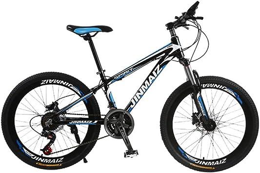 Bicicleta De Montaña 27 Velocidades Doble Freno Disco Freno ...