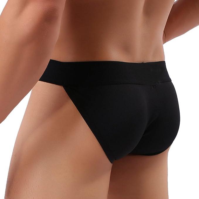 Summer Code Herren Mesh Unterhosen Sanfter Bikini Sexy Unterwäsche mit  Ausbuchtung: Amazon.de: Bekleidung