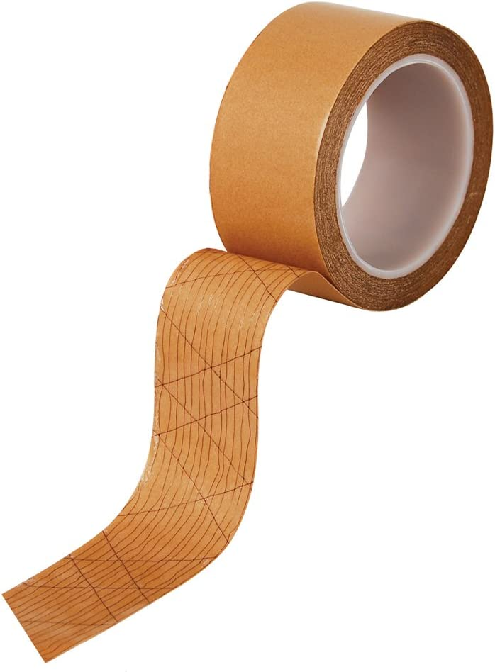 QEP 50-540 Double-Sided Acrylic Adhesive Strip for Vinyl, 1-7/8-Inch X 50 Feet: Home Improvement