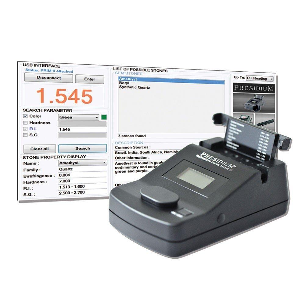 Presidium Electronic Refractive Index Meter II