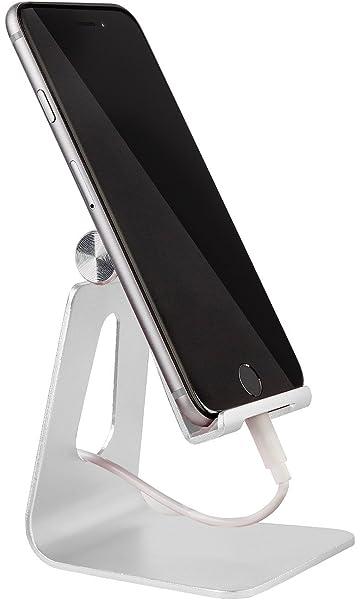 MyGadget Soporte Base Movil en Aluminio Multi Ángulo Ajustable ...