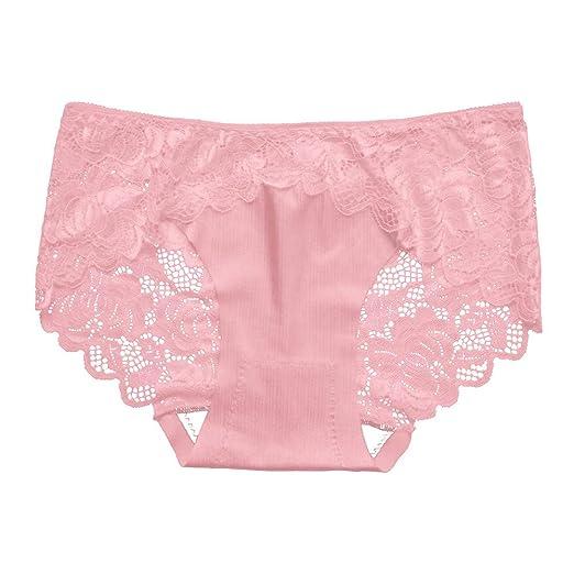 018071da8703 HYIRI Classic Sexy Seamless Lace Underwear , Women's Ladies Brief Knicker  Panty\n