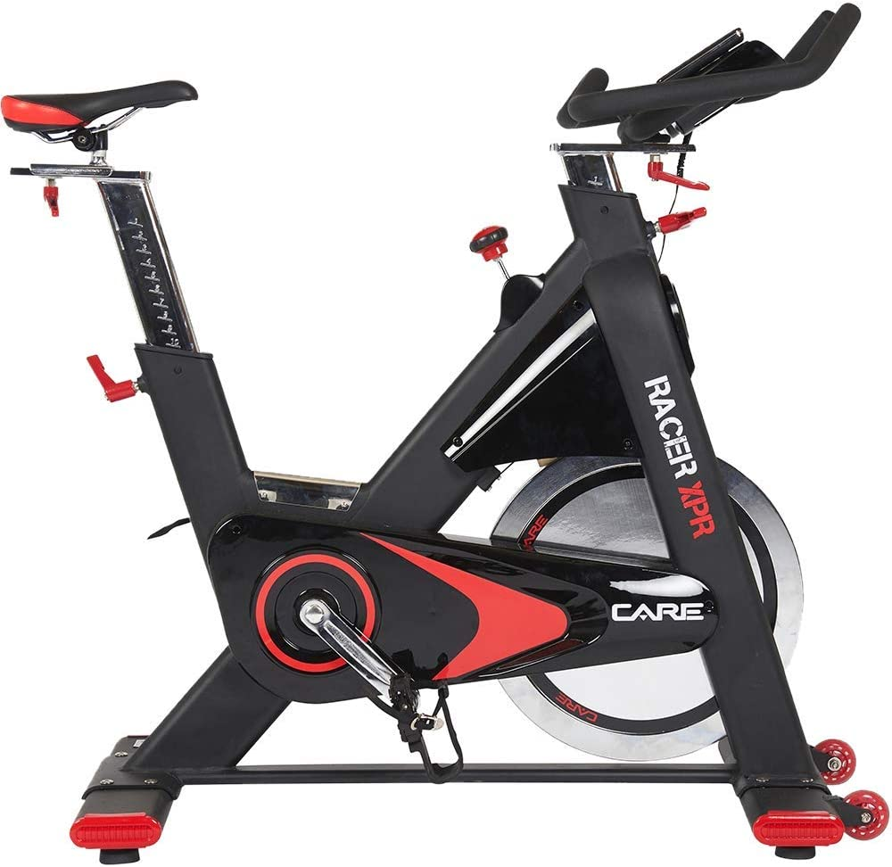 Care fitness - RACER XPR electronic - Spin bike top of the range ...