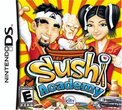 Sushi Academy - Nintendo DS