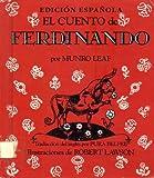 El Cuento de Ferdinando, Munro Leaf, 0670250651
