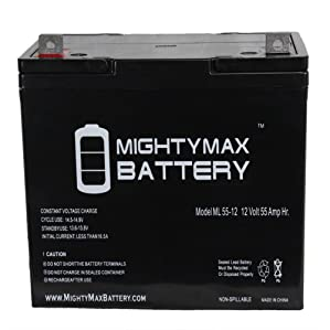 Mighty Max Battery ML55-12 SLA Review
