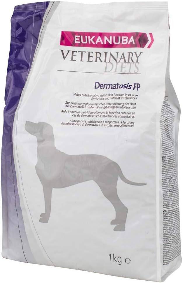 Eukanuba dermatosis fp dieta especial para perros
