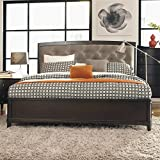Casana Juliette Upholstered Platform Bed