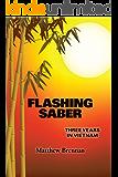 Flashing Saber: Three Years in Vietnam