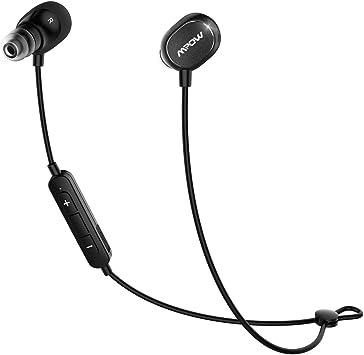 Mpow Dunmer - Auriculares inalámbricos con Bluetooth para Correr ...