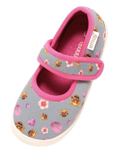 Zapato - Mocasines para Niña Rosa Rosa: Amazon.es: Zapatos y complementos