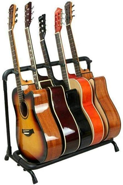 KUQIQI Soporte de guitarra, Soporte de pie for guitarra Soporte de ...