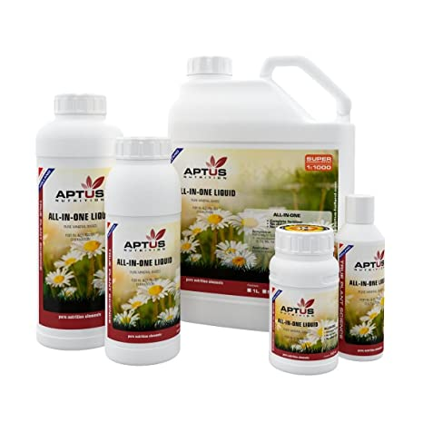 Abono completo All-in-One Liquid 250 ML – Aptus