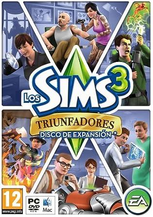 Los Sims 3: Triunfadores - Disco Expansión: Amazon.es: Videojuegos