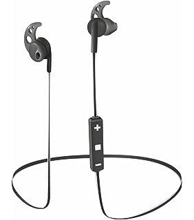Trust Urban Sila - Auriculares inalámbricos con Bluetooth, Color Negro