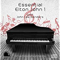 Essential Elton John 1 - Live Performance LX Compatible Player Piano CD MP3s on USB Flash Drive