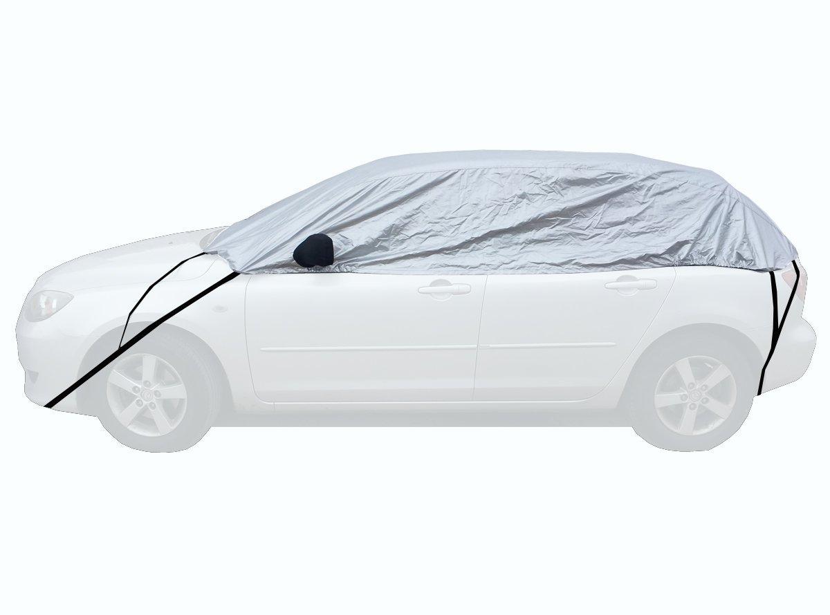 Half Size Ford Fiesta Mk8 2017-onwards Car Cover