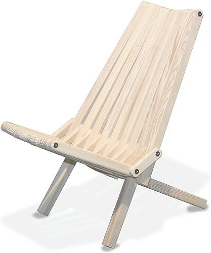 GloDea X36 Natural Lounge Chair