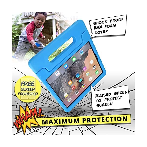 Cooper-Dynamo-Rugged-Kids-Case-Protective-Case-for-iPad-Pro-129-3rd-Generation-2018-Child-Proof-Cover-Stand-Handle-Pencil-Charge-Slot-Blue