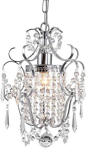 Furgle Mini Chandelier Crystal Lighting