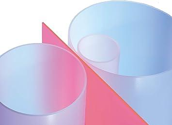 Plexiglas/® XT Rohr /ø 50//44 mm L = 2000 mm 2 Meter