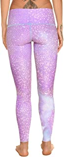 product image for teeki, Women's Hot Pants or Leggings, Mermaid Fairy Queen Lavender Pattern