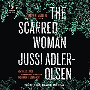 The Scarred Woman Hörbuch