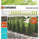 Gardena Kit pour Rangée de plante Micro-Drip-System Noir 35 x 20 x 19 cm 13011-20