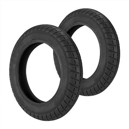 Houkiper Neumático 10 Pulgadas Xiaomi, Ruedas de Repuesto para Scooter eléctrico con desmontadora de neumáticos para Scooter de 10 Pulgadas para ...