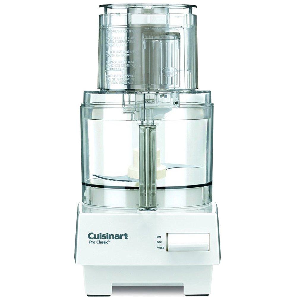 Amazon.com: Cuisinart Pro Classic 7-Cup Food Processor White (DLC ...
