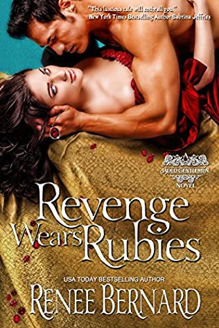 book cover of Revenge Wears Rubies