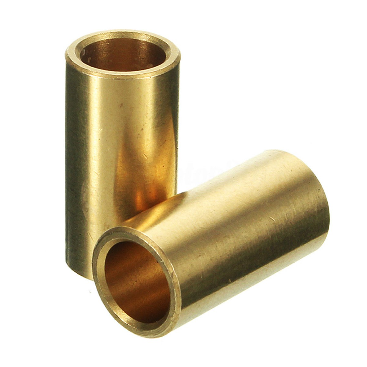 SODIAL 5Pcs Copper 8mm Bearing Bushing Sleeve 3D Printer Slider Accessory 8*11*22mm 139489