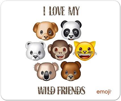 Alfombrilla de Raton emoji® Oficial, Alfombrilla ratón emoji, Alfombrilla Raton emoticonos