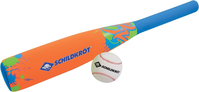 LEORX Batte de baseball et balle de en mousse pour enfants de 3//à 5/ans Bleu