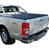 Clip On Ute Tonneau Cover to fit Holden Colorado RG Dual Cab with Sports Bar.