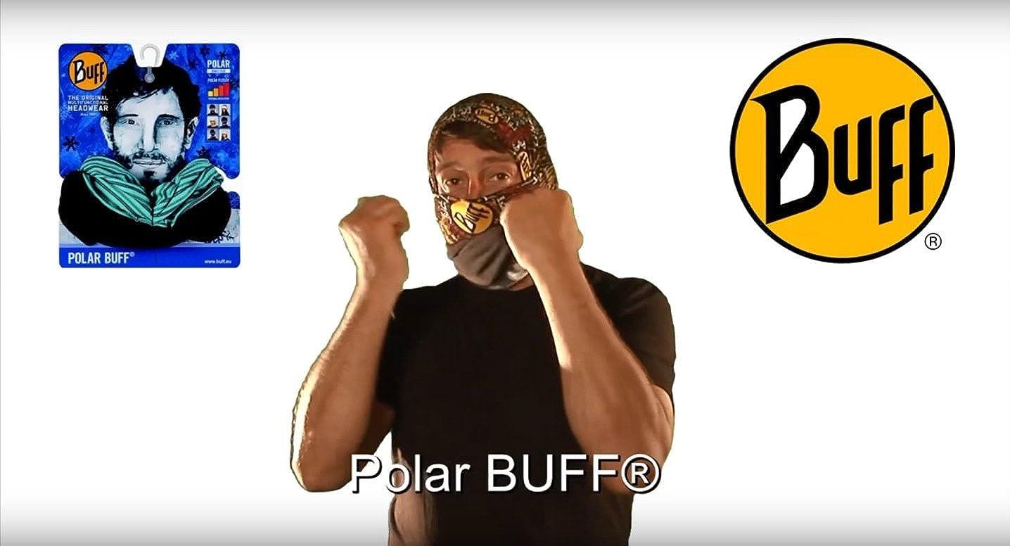 Buff NG Huipil//Mardi Grape Polar Buff