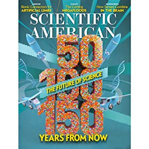 Scientific American, January 2013 Periodical