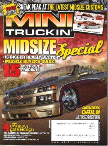Mini Truckin' Magazine, Vol. 20, No. 7 (July, 2006)