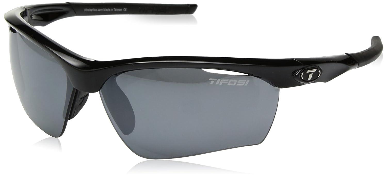 Vero, Gloss Black Sunglasses with 3 interchangable lenses