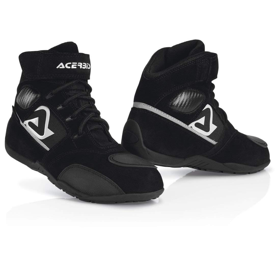 0017811.090.043   Zapatos Acerbis Waterproof Walky Negro Talla 43