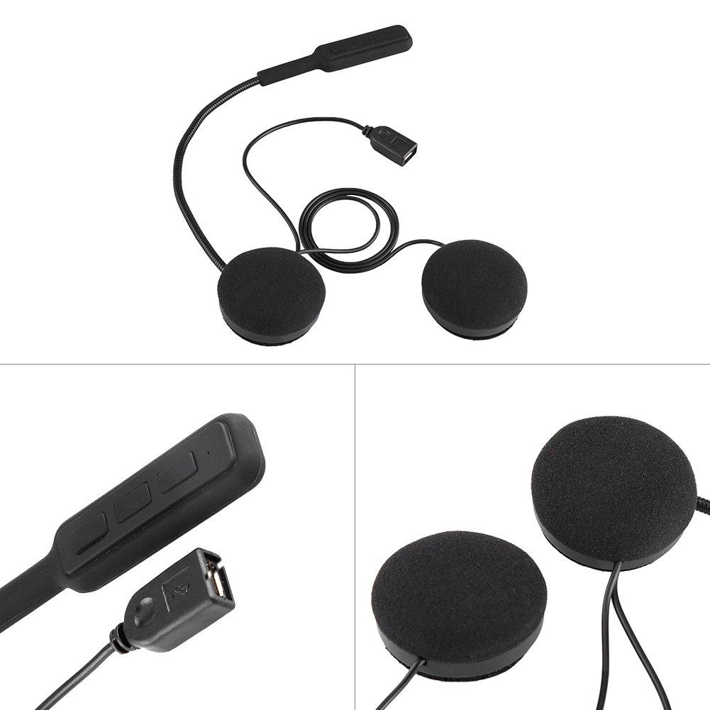 Casque Bluetooth Universel Casque Bluetooth Appel Mains Libres Casque Micro Casque Bluetooth Intercom