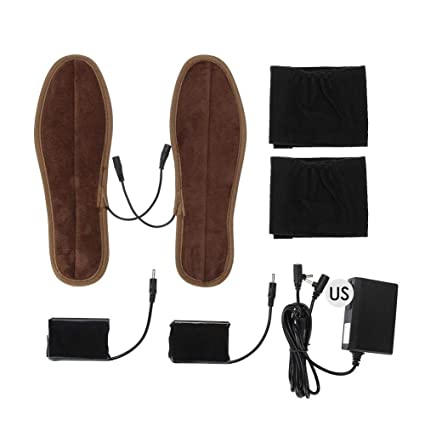 Amazon.com  T-best Heating Shoe Insoles 79925a0674e2