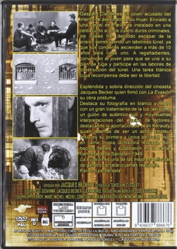 The Night Watch (1960) ( Le trou ) [ NON-USA FORMAT, PAL, Reg.0 Import - Spain ]