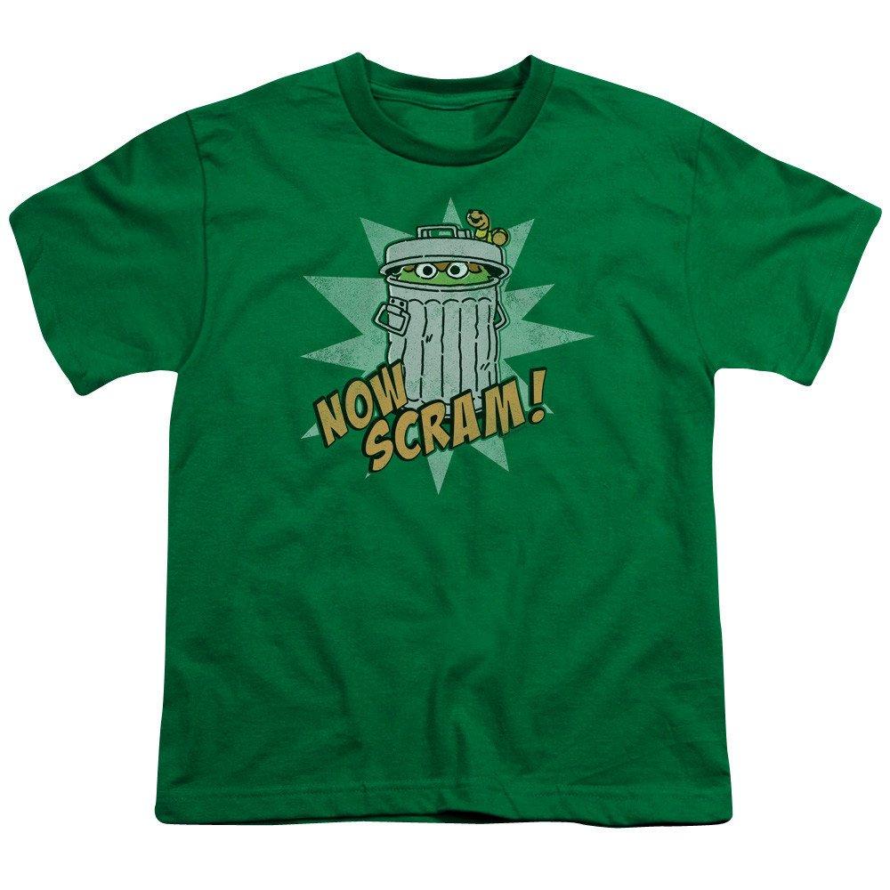 Sesame Street Now Scram Youth T-Shirt