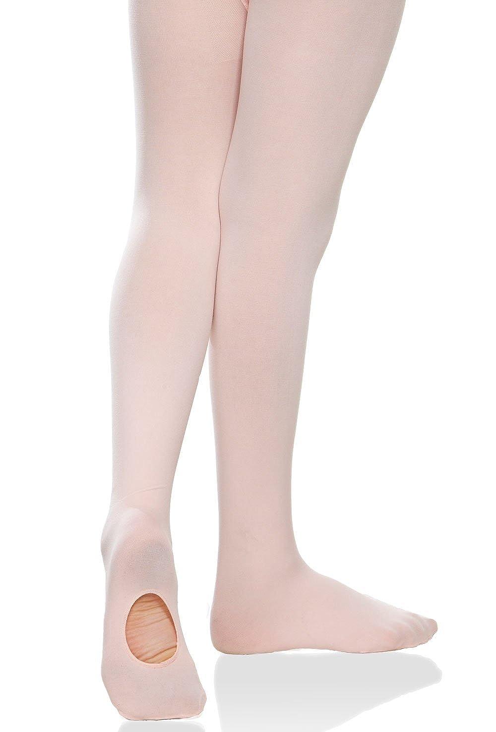 Silky Dance Essential Collant convertibili da danza 1 Paio Donna